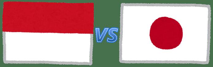 Perbedaan Bahasa Indonesia dengan Bahasa Jepang
