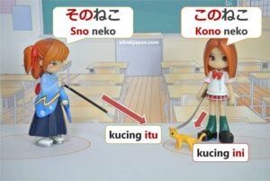 Kono/sono/ano KB