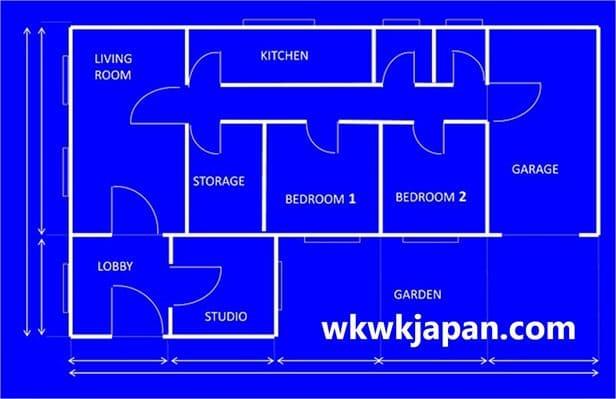 Kamar Ruangan Atau Bagian Rumah Dalam Bahasa Jepang Belajar